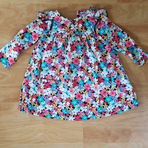 Carters floal dress